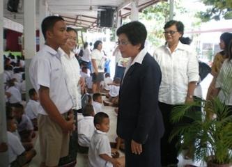 Voices from Ban Bu (Kurupracha wittaya) School (Thailand)